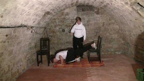 dem stuhl workout mit dem stuhl teil 2