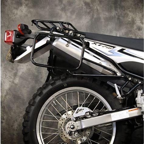 Xt250 Luggage Rack by Yamaha Xt250 Sl Soft Luggage Side Rack
