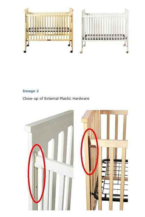 Crib Parts by Bassett Crib Parts Images Frompo 1
