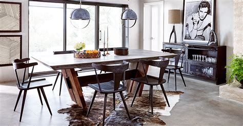 Hollywood Regency Dining Room by Industrial Furniture Amp Industrial Lighting Kathy Kuo Home