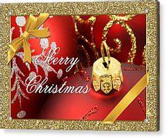 digital metal christmas merry card digital by blair wainman