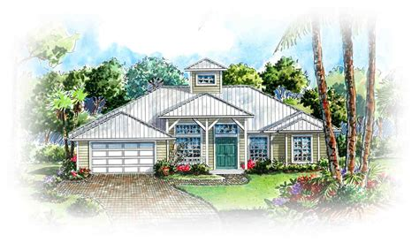 florida style home plans house plans for florida style ranch