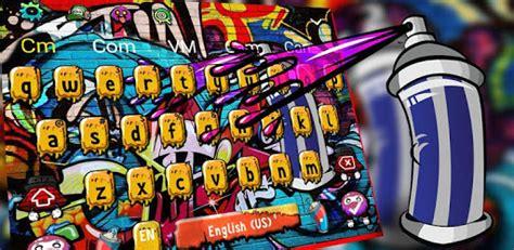 street art graffiti keyboard theme  pc  mac