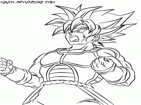 dragon ball z coloring pages bardock dragon ball z super saiyan coloring pages coloring home