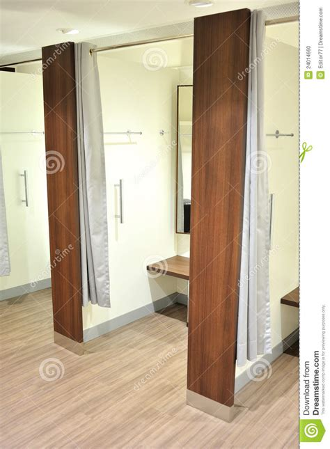 Wardrobes Stores by Wardrobe In Fashion Store Stock Photo Image 24014660