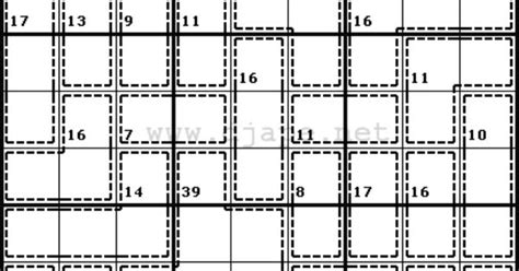 sudoku insane printable insane killer sudoku sudoku luštěn 237 z 225 bava pinterest