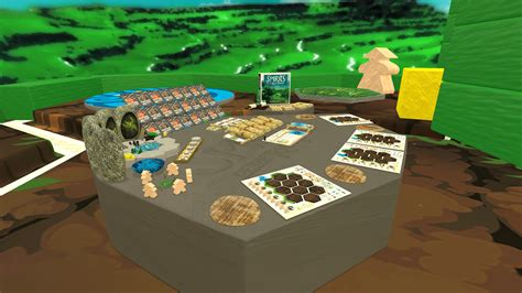 Table Top Sim by Tabletop Simulator Spirits Of The Rice Paddy Free