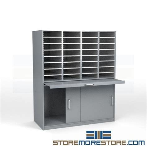 Cabinet Sauvage by Mail Cabinet Mail Distribution Casework Furniture