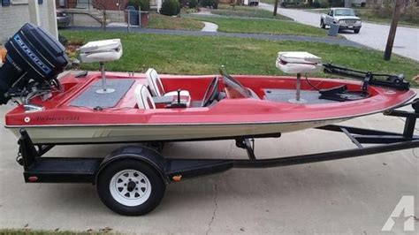 Nice Twistercraft 13' Mini Bass Boat   13 foot 1987 Boat