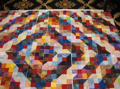 Split Nine Patch Quilt Pattern by Split 9 Patch Chuppa I Hardly Knew Er