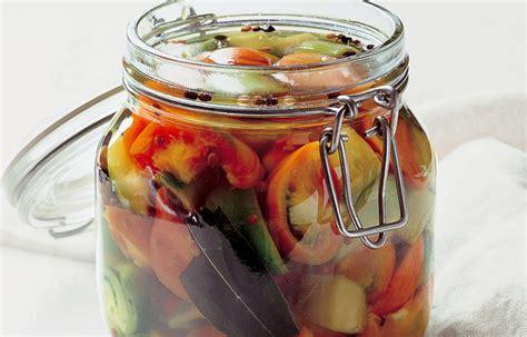 cucinare pomodori verdi ricetta cetrioli e pomodori verdi le ricette de la