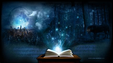book walpaper magic book wallpaper 359128