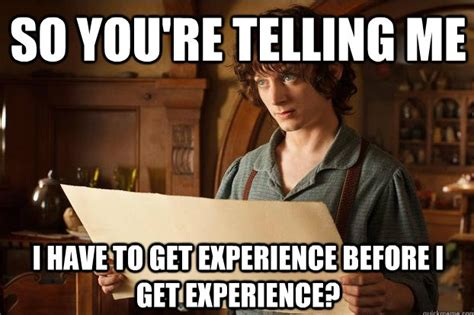 Employment Meme - dealing with rejection during an interview engineer memes
