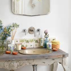 bathroom ideas vintage country bathroom with vintage wash stand bathroom