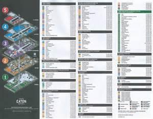 eaton center floor plan montr 233 al underground city discover restaurants boutiques activit 233 s h 244 tels et plus encore
