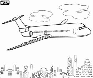 airbus a380 coloring page colored coloring pages