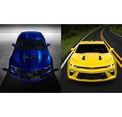 2019 Chevy Camaro See The Changes Side By