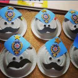 paper plate police week crafts for kids 171 funnycrafts