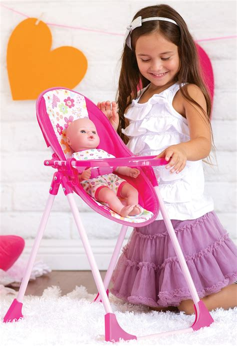 doll swing and carrier adora baby doll high chair swing carrier seat 4 in 1