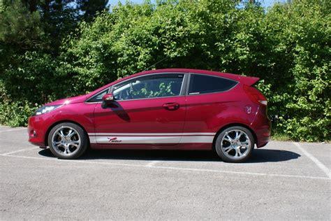 Fiesta Ja8 Tieferlegen by Fofi 28 Tieferlegen Felgen Ford Fiesta Mk7 203053223