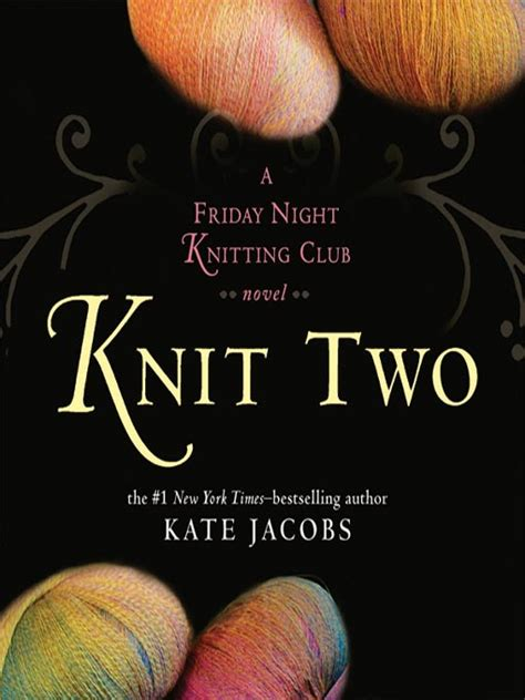 friday knitting club knit two ontario library service centre