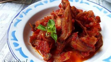 Ikan Asin Lidah By Ikanasinmedan sambal ikan asin lidah obati rindu masakan ibu
