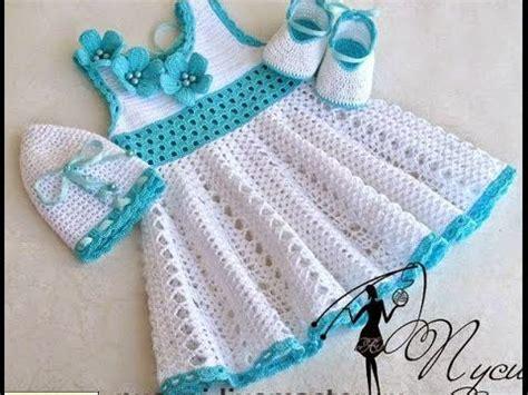 Hq 3712 Pattern Dress White crochet baby dress free vintage crochet baby dress