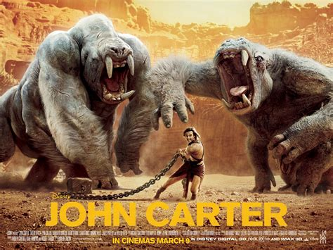 new upcoming 3d movies 2012 movie moron review confusing and unengaging john carter makes avatar