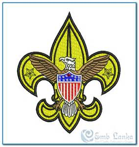 Best Stain Remover For Car Interior Boy Scouts Of America Universal Emblem Embroidery Design