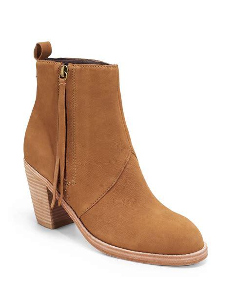 dolce vita shoes dolce vita jax boots in brown cucio lyst