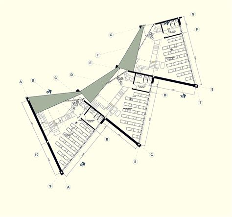 kindergarten design concept pdf tangram kindergarten on behance