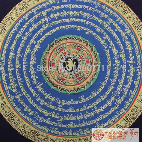 asian inspired home decor from nepal buddhist mandala thangka online buy wholesale tibetan thangka painting from china