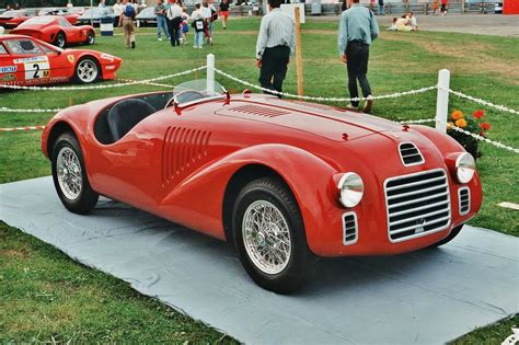 first ferrari ever made 1949 125 s the first ferrari