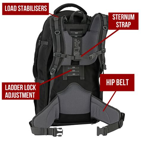 fit pack a guide to fitting a backpack how to pack a backpack