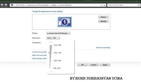 tutorial hack wa tutorial hack meningkatkan resolusi monitor khusus os win7