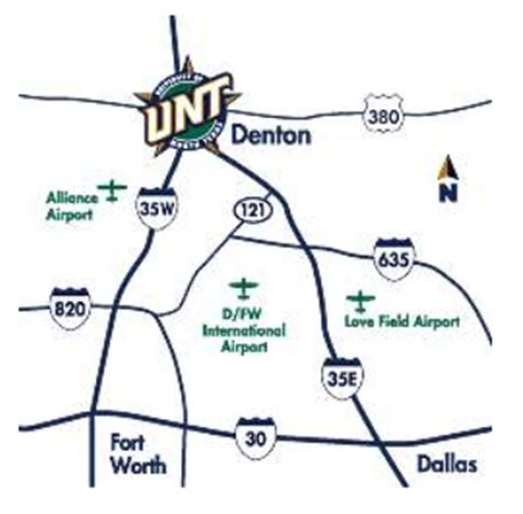 directions to unt | choir camps | college of music