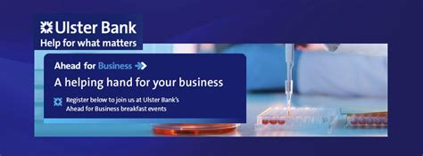 ulster bank contact ulster bank business breakfast omagh chamber of commerce