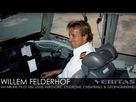 willem felderhof an airline pilot discusses aerotoxic