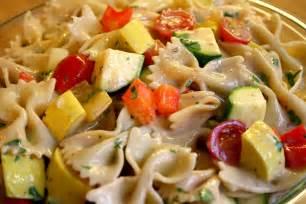pasta salas so many memories bow tie pasta salad