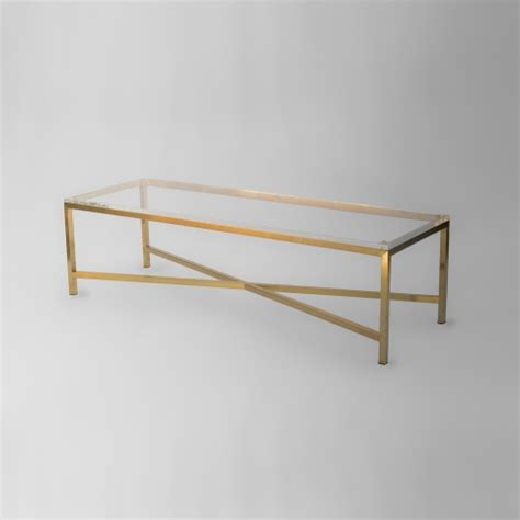 gold bench acrylic gold bench