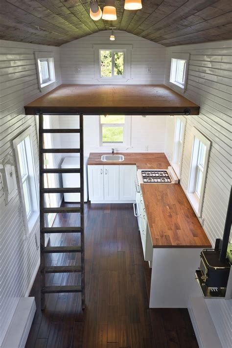 Craftsman Home Interiors Pictures by The Loft Tiny House Swoon