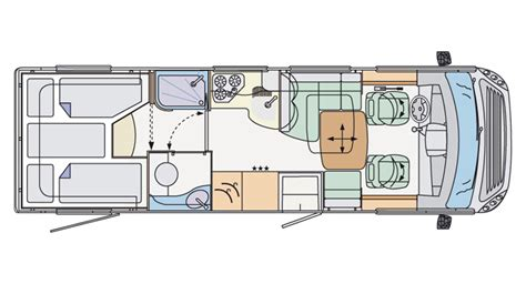 MOTOR HOME DESIGNS « Floor Plans