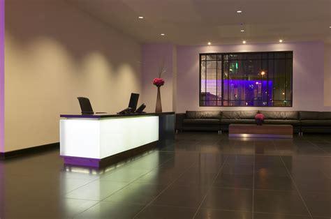 Illuminated Reception Desk Illuminated Reception Desks Litetile