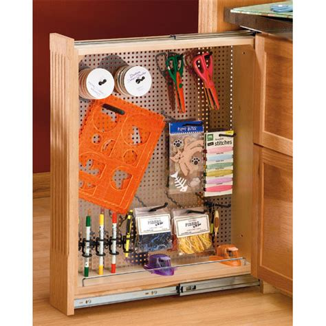 Rv Cabinet Organizers by Rev A Shelf Kitchen Desk Or Vanity Base Cabinet Pullout