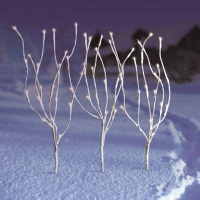 Outdoor Lighted Branches 49 Best L Posts Images On