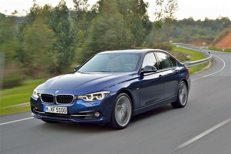 new bmw 3 series 2016 2016 bmw 3 series facelift officially unveiled with new