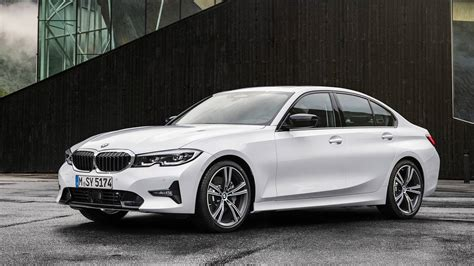 Bmw 3er 2019 M Performance by 2019 Bmw 3 Series Debuts In With Bigger And