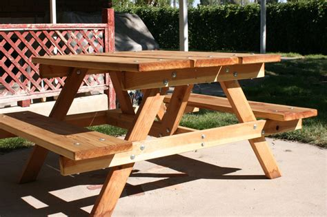 Small Picnic Table by Small Picnic Table By Silverfoxart Lumberjocks