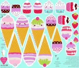 food papercraft template 14 templates for play food images kawaii papercraft