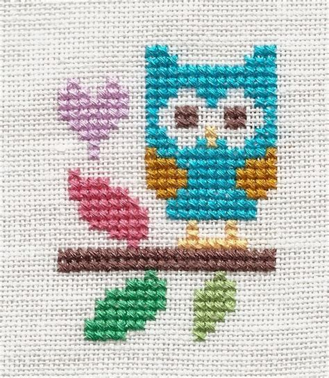 pinterest count layout design quot blue owl quot freebie designer the stitching